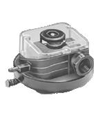 Interruptor de presión de Gas / Aires DL5
