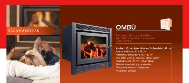 OMBU (18.000 Kcal/h.)