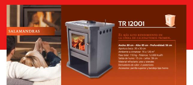 TR12001 (12.000 Kcal/h.)