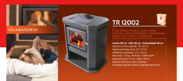 TR12002 (12.000 Kcal/h.)