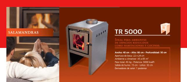 TR500 (5.000 Cal.)