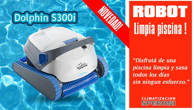 robot piscina